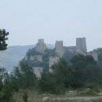 castello sul danubio, alle porte di ferro