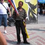 venditore di vuvuzelas
